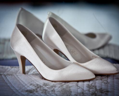 Préparatifs - chaussures